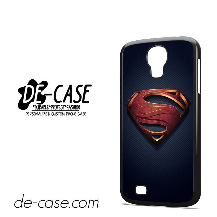 Man Of Steel Suit DEAL-6826 Samsung Phonecase Cover For Samsung Galaxy S4 / S4 Mini