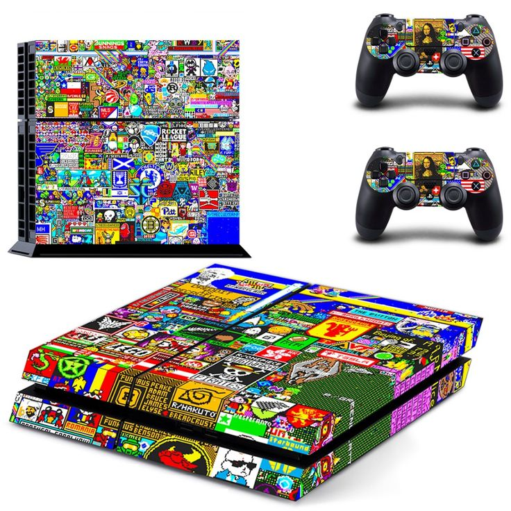 >> Click to Buy << Graffiti #2 Design Vinyl Decal PS4 Skin Stickers for Sony PlayStation 4 Console and 2 Controllers Decorative Skins #Affiliate