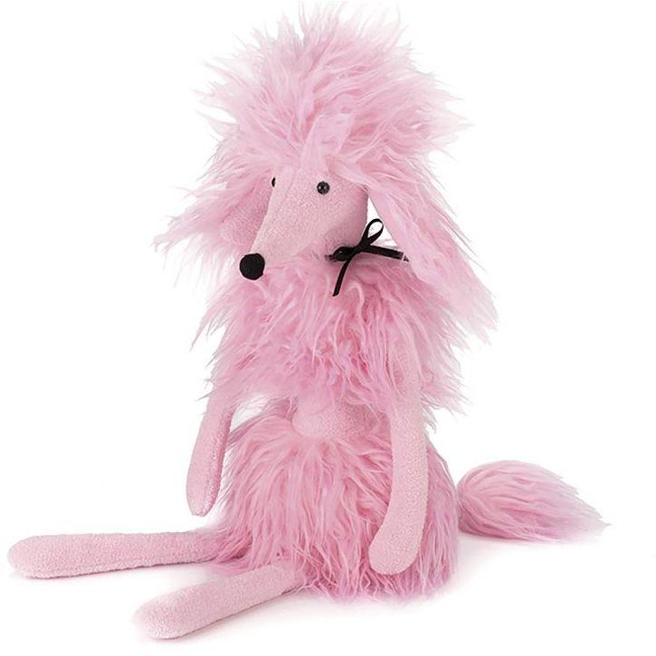 Bwahaha!  Paris Pink Poodle by Jellycat