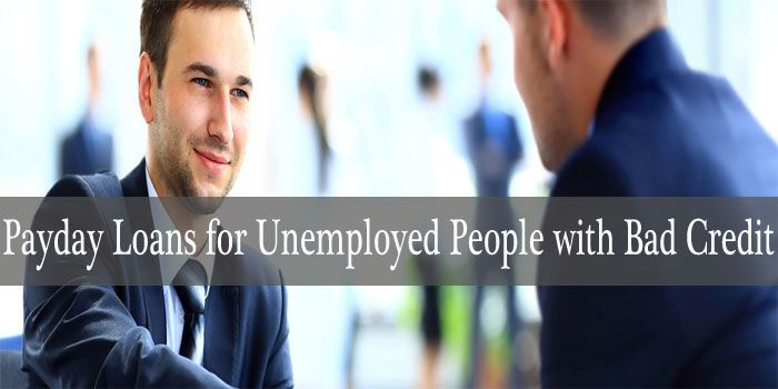 Grab the best deal to payday loans for unemployed people in UK. For more details, visit: http://goo.gl/LDi5HJ