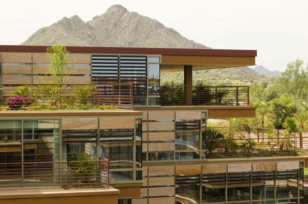 optima camelview condos Scottsdale Arizona