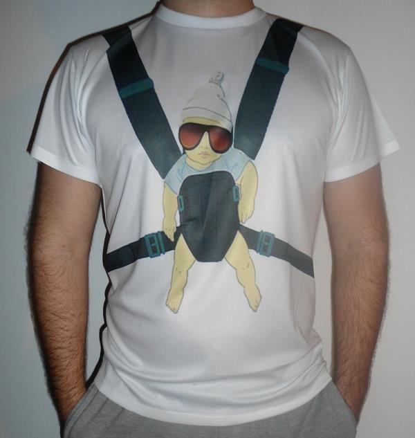 Camiseta Vou ser papai Camiseta voy a ser papá