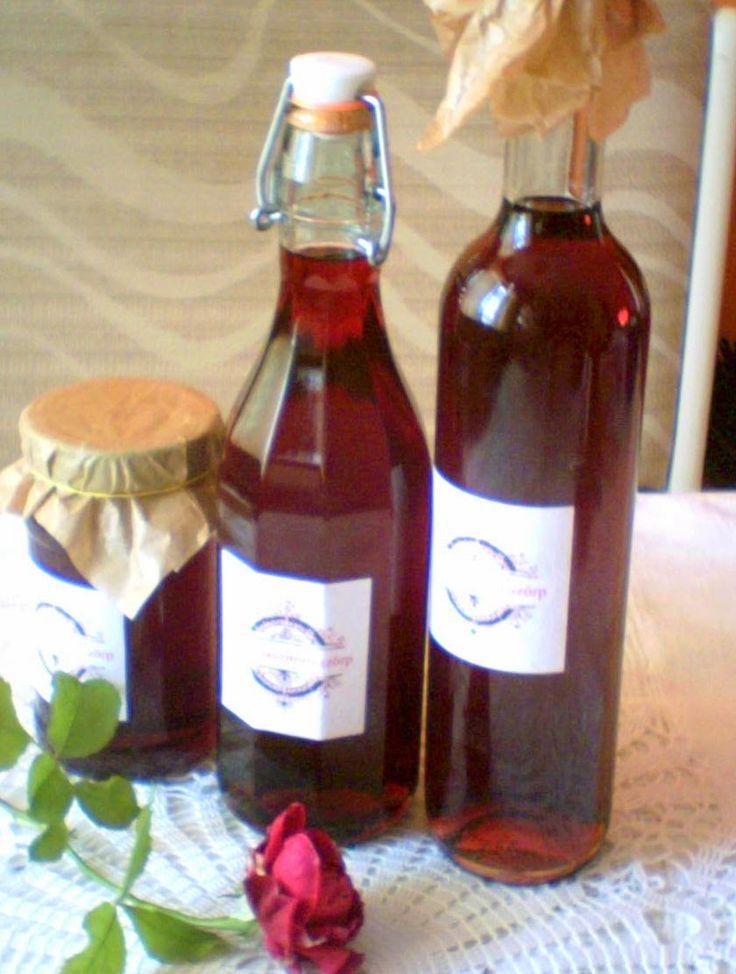 Egy kanál cukor: Rózsaszirom szörp