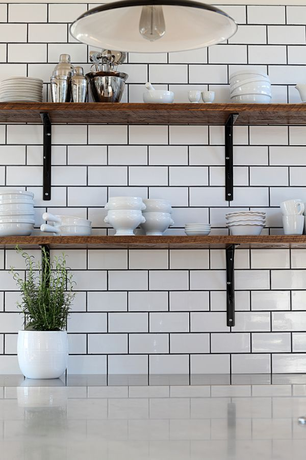 Kitchen Design Ideas & Tour. Modern Industrial meets Bistro.