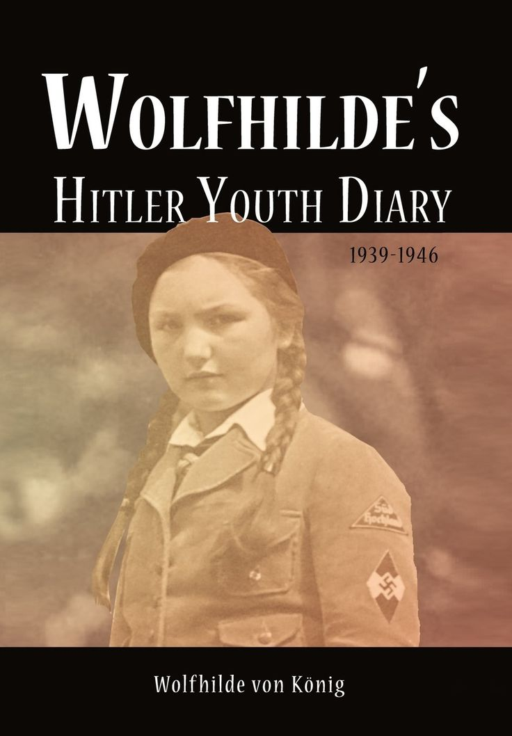 New-found diary: girl's 7 years as a Hitler Youth - http://www.warhistoryonline.com/press-releases/new-found-diary-girls-7-years-hitler-youth.html