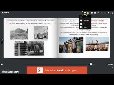 Creare riviste digitali con Calaméo: in 4 minuti - YouTube