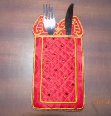 ITH Cutlery holder | Spookies Treasures