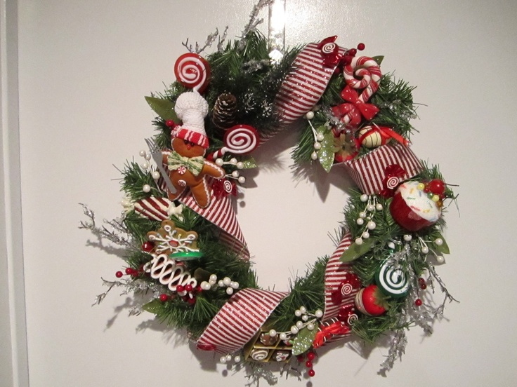 I want to eat this wreath!
