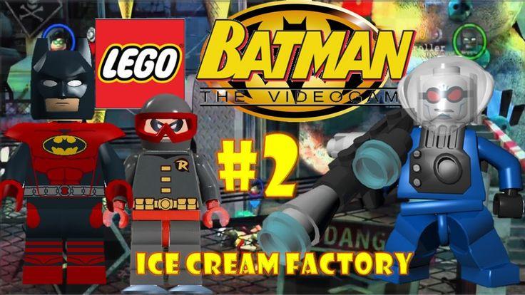 Lego batman the videogame part