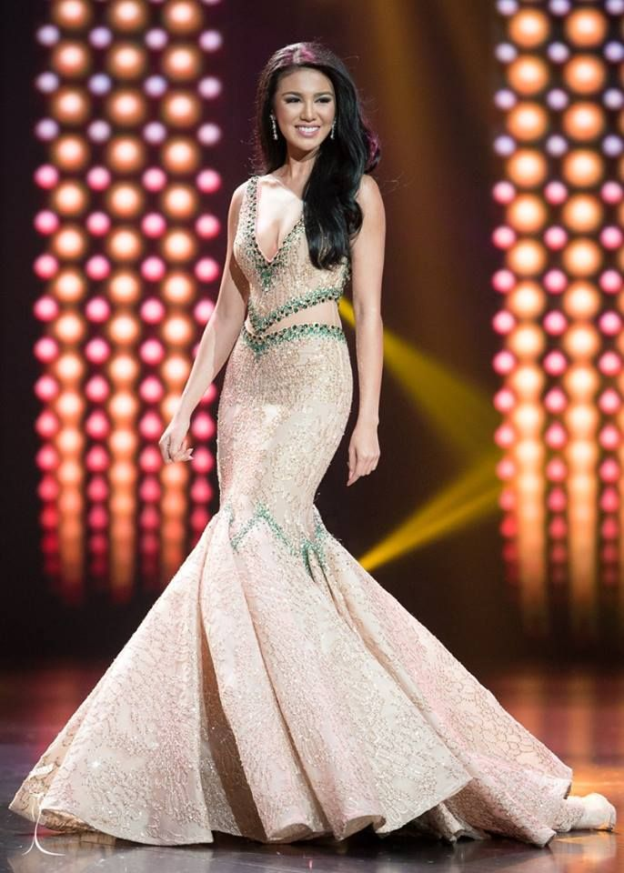 Earlier this week, the preliminary and final competitions of Miss Grand International 2017 went underway in Las Vegas. Miss Indonesia is our new Miss Grand International 2016!   Click to see our top picks from the beautiful gowns worn at the competition. Congratulations to all of the beautiful women who competed! Miss Indonesia, Miss Grand International 2016 Photo: Miss Grand International Facebook