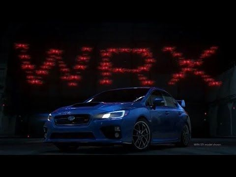 ▶ 2015 Subaru WRX STI vs. The Drones - The new generation 2015 Subaru WRX STI is engineered to perform. In this brand new course concept, power, precision and agility are put to the test as the WRX STI navigates through an autocross track made entirely of moving drone quadcopters. It's pure performance, pushed to the limit. #Subaru #WRX #STi