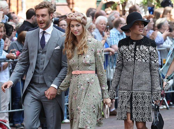 Prince Ernst August married with Ekaterina Malysheva in a religious ceremony held at the Marktkirche church in Hannover. Pierre Casiraghi, his wife Beatrice Borromeo, Charlotte Casiraghi, Princess Alexandra of Hanover, Andrea Casiraghi, Tatiana Santa Domingo, Prince Christian of Hanover and his fiancee Alessandra de Osma attended the religious wedding ceremony of Prince Ernst August and Ekaterina of Hanover.