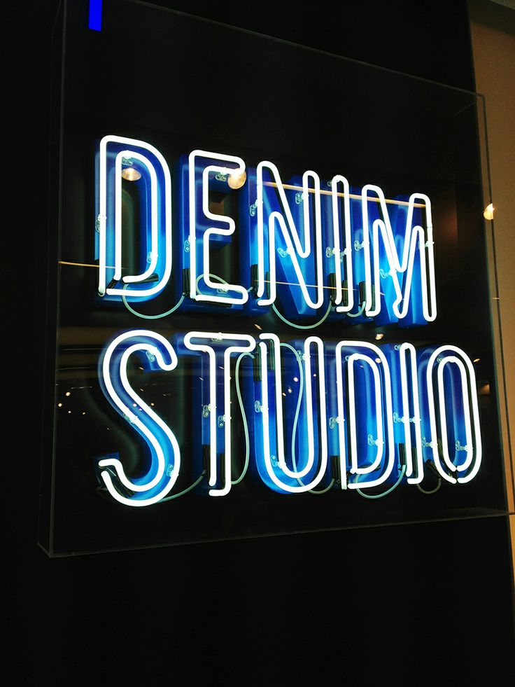 Denim Studio Selfridges via HMVM