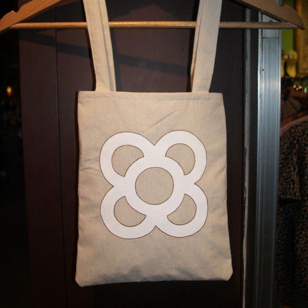 BCN floor Tote Bag de Mr.Rancio! Illustratie por DaWanda.com