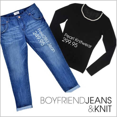 Layer over a crisp white shirt and team with a pair of boyfriend jeans.