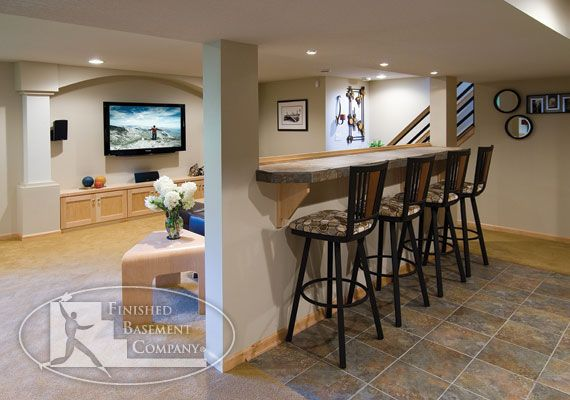 Luxury Nj Basement Remodeling