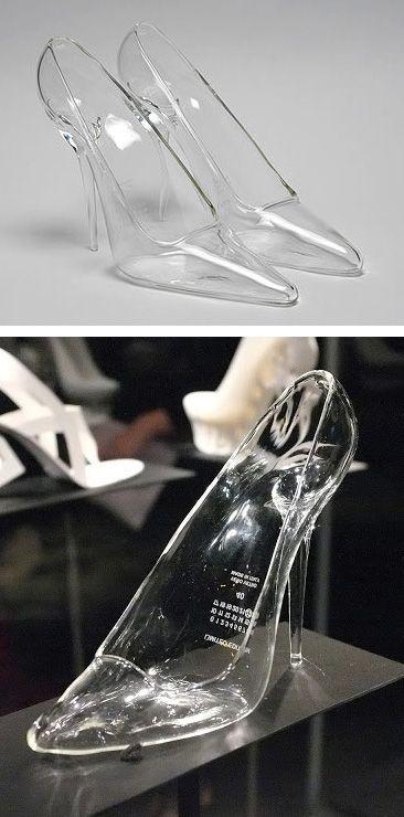 Glass Slippers | maison martin margiela