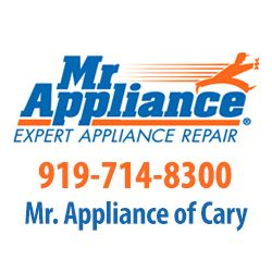 http://www.mrappliance.com/cary - For us, repairing your appliances is only part of the job. Our goal is to deliver superior service by taking extra steps to protect your home and become your preferred appliance repair expert.