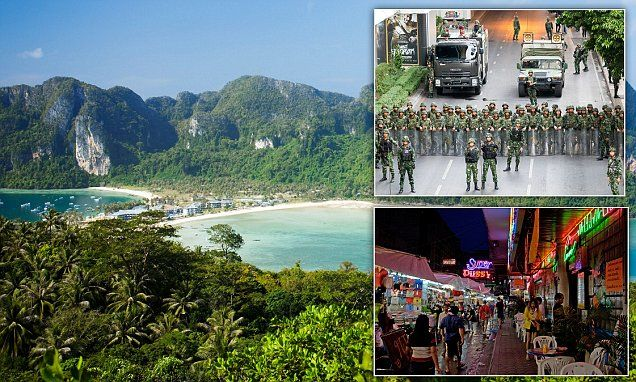 Author claims Thailand is among world's most deadly destinations