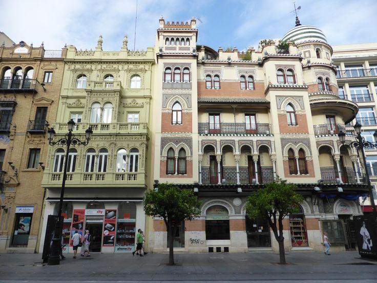 Architecture in Sevilla