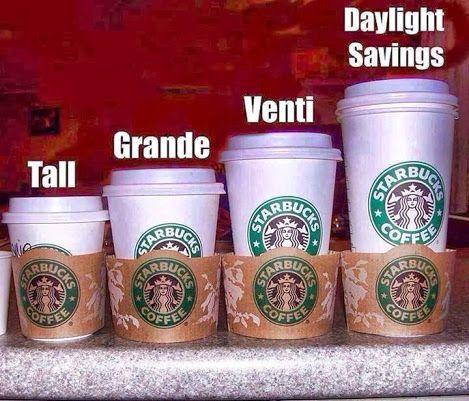 Coffee Humor | Starbucks New Size Coffee | Funny Technology - Community - Google+ via Wyatt Martin #seems_legit #funny