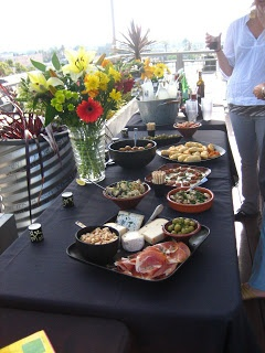 Modern Foodie: Spanish Tapas Party
