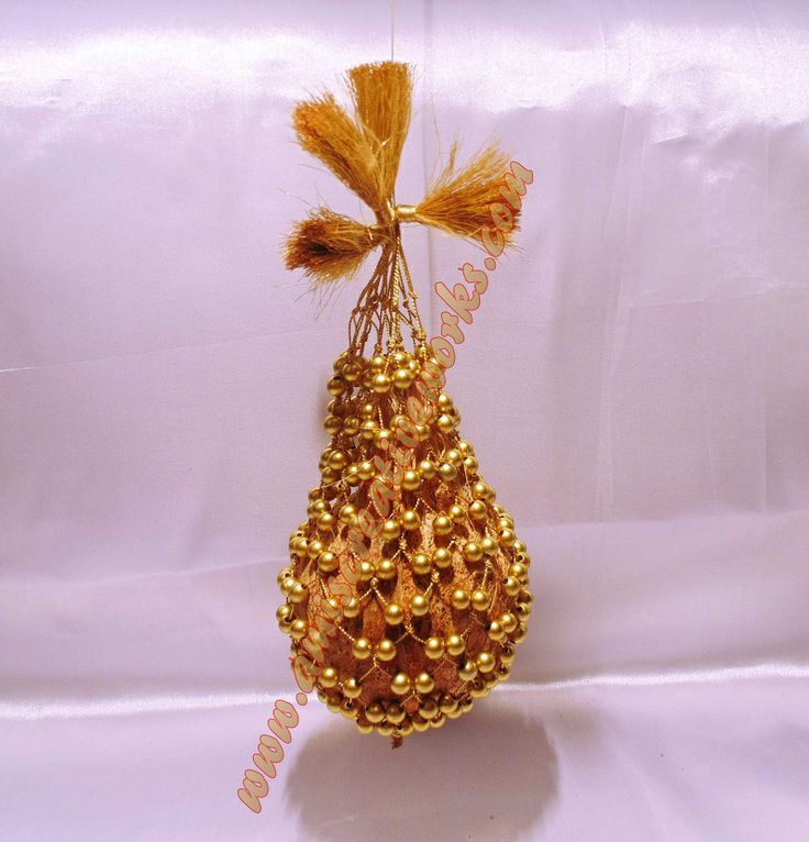 Nariyal Decoration - http://www.amiscreativeworks.com/