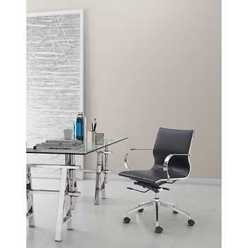 71 best touch of red office images on pinterest | red desk, red