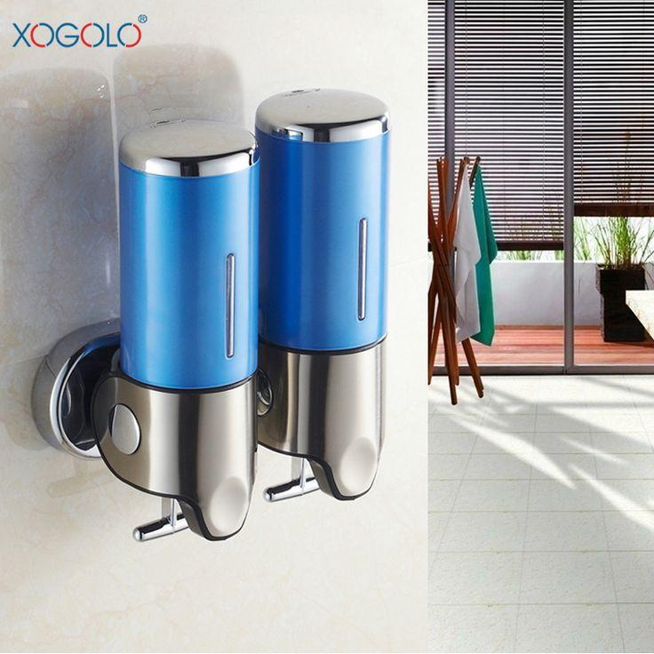 Купить товарXogolo кладка дозатор для мыла ванная комната металл кулон дезинфицирующее средство для рук специальный 6902 в категории Мыльницына AliExpress.