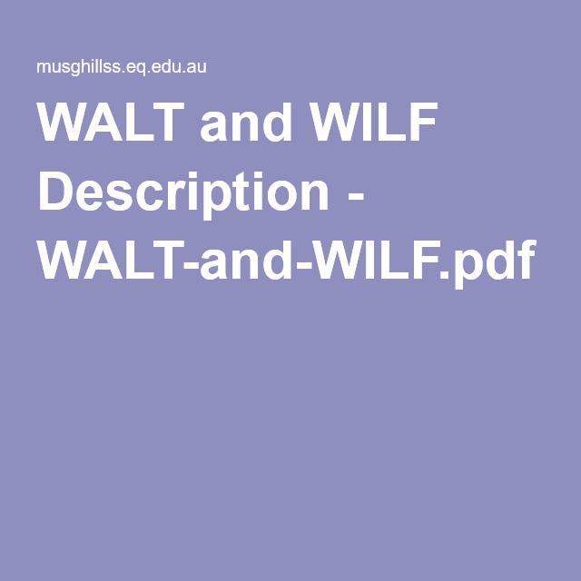 WALT and WILF Description - WALT-and-WILF.pdf