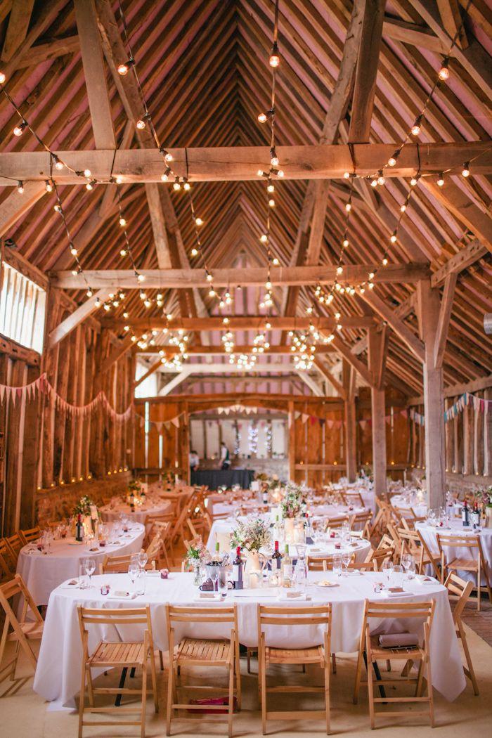 Meg and Tom's English Countryside Wedding