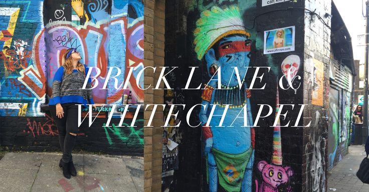Nossa colunista, Carol Pascoal, dá dicas sobre o incrível bairro de Whitechapel e Brick Lane para você se aventurar pelo mais bacana de Londres!