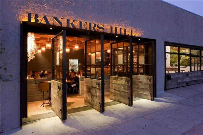 Bankers Hill Bar & Restaurant, San Diego - Great cocktail and beer selections in addition to great food...one highlight was the BBQ Braised Pork Tacos.