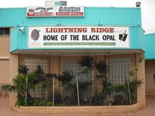 Lightning Ridge Tours and Attractions