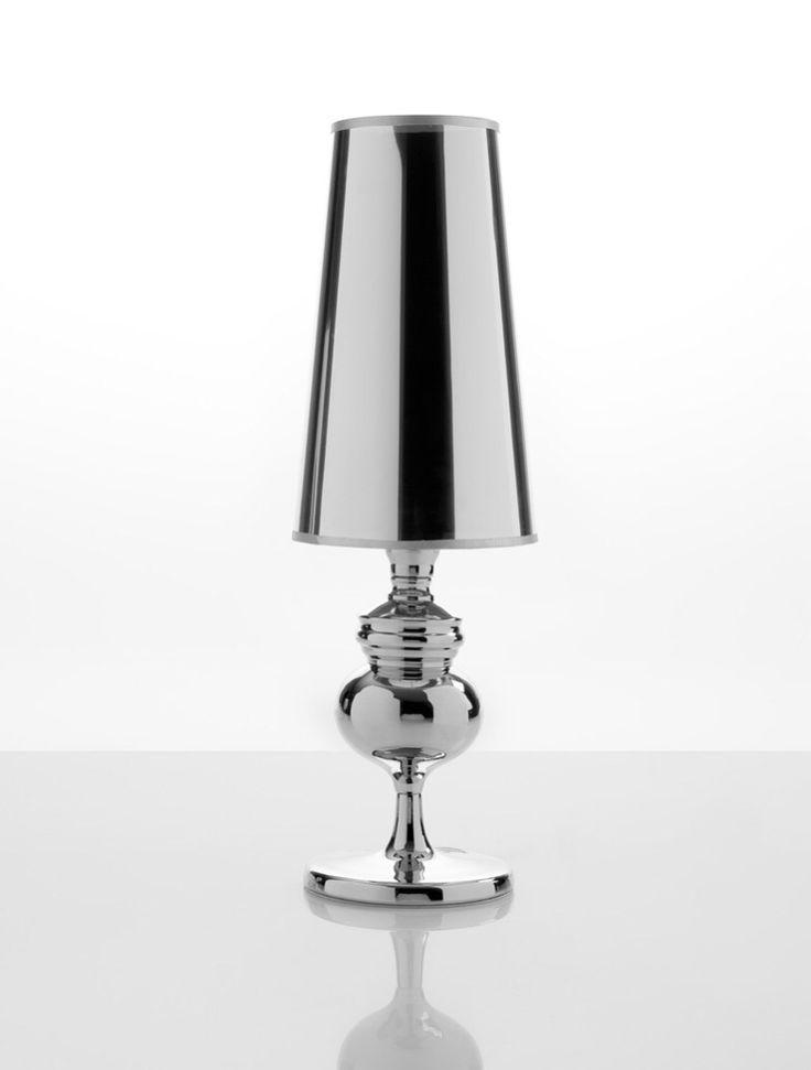 Lekker bordlampe modell Babilonia. http://www.dekorativelamper.com/katalog/MODERNE+BORDLAMPER/artikkelen/30557/Bordlampe%3A+Modell+BABILONIA/bilde/5371  #lampe #bordlampe #babilonia #interior #interiør #interiørmirame #design #nettbutikk