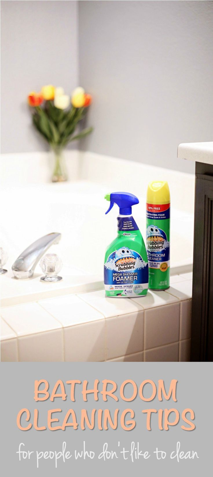 9 bathroom cleaning tips for people who don 39 t like to for Bathroom cleaning techniques