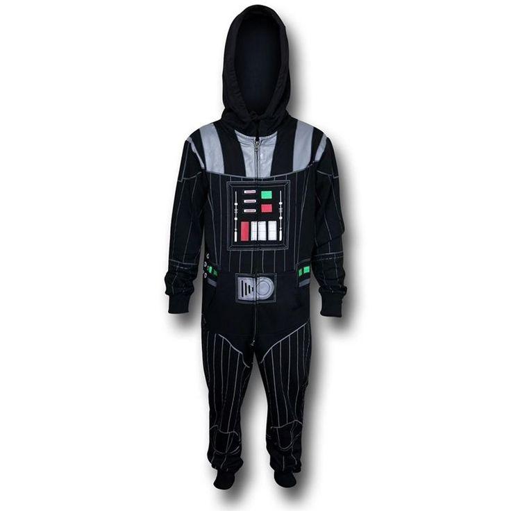 Star Wars - Darth Vader Costume Jumpsuit