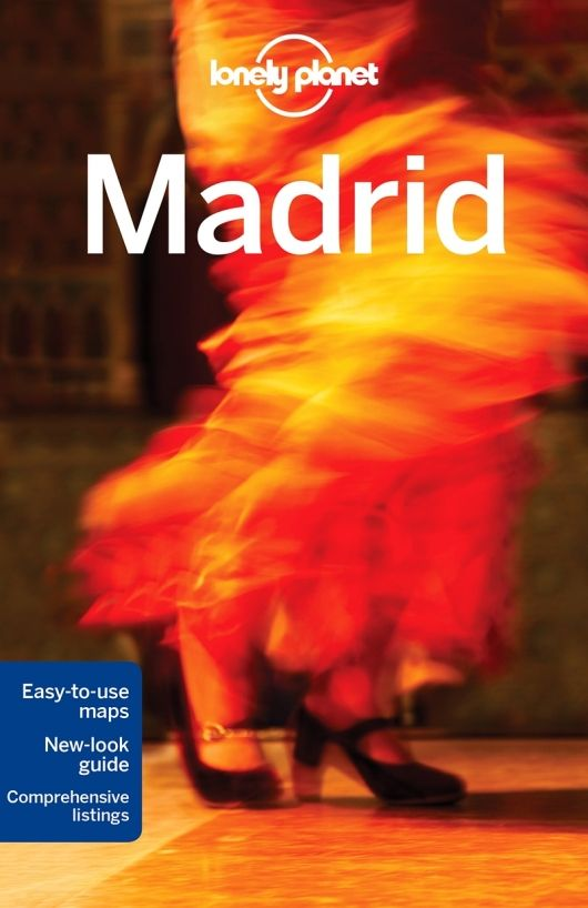eBook Travel Guides and PDF Chapters from Lonely Planet: Madrid - Did You Know?