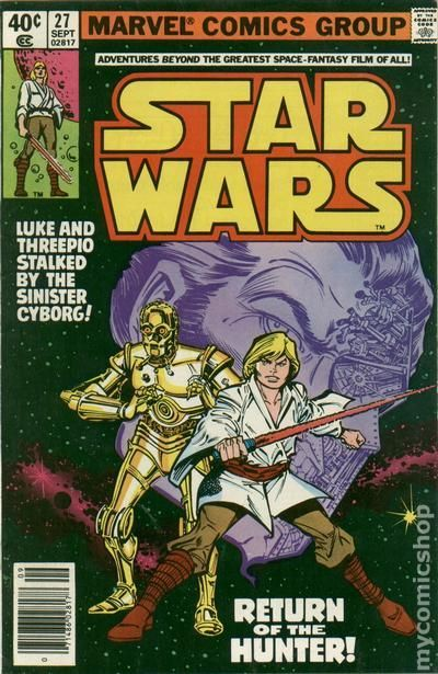 Star Wars Marvel Comics #27