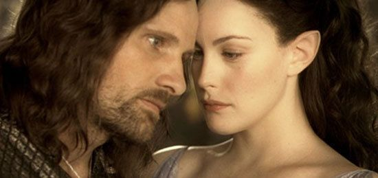 """Wedding vow inspiration // Aragorn: """"You said you'd bind yourself to me, forsaking the immortal life of your people."""" // Arwen: """"And to that I hold. I would rather share one lifetime with you than face all the ages of this world alone . . . I choose a mortal life."""""""
