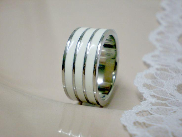 Keramische ring Celina | Keramische sieraden | demakerywebshop