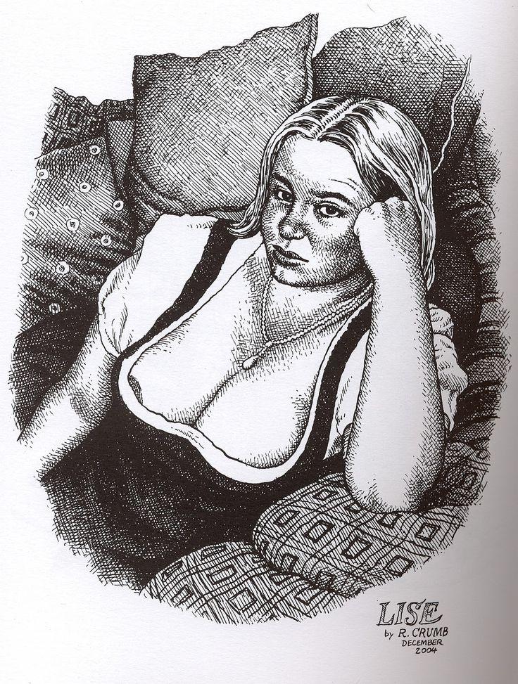 Cabinet Betteraves Crues (Amazing women! By Robert Crumb from Art  Beauty)