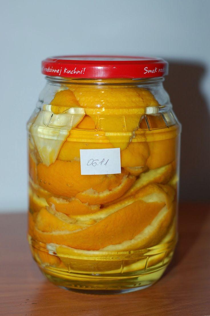 Ocet pomarańczowy