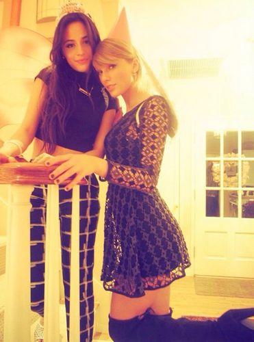 Fifth Harmony's Camila Cabello reveals how Taylor Swift is REALLY feeling post break-up