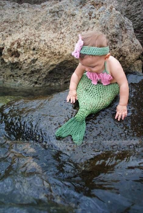 :)) I told you, there are mermaids!!!