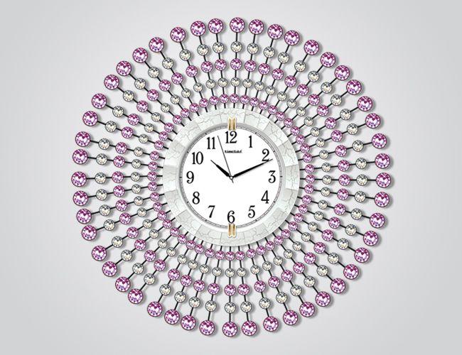 Ferforje Yeni Model Duvar Saati  Ürün Bilgisi;  Ürün resimde olduğu gibidir Metal gövde Mineral cam Sessiz akar saniye Çap : 75 cm Gayet şık ve hoş duvar saati