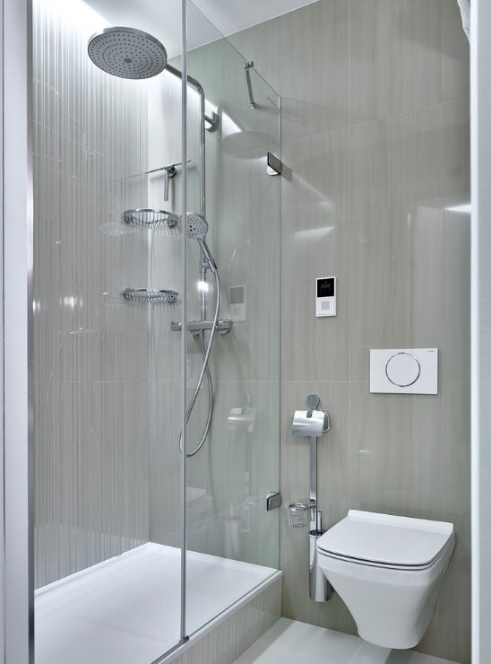 Beautiful Modern Bathroom Toilet : ...  Contemporary bathrooms, Bathroom toilets and Beautiful bathrooms