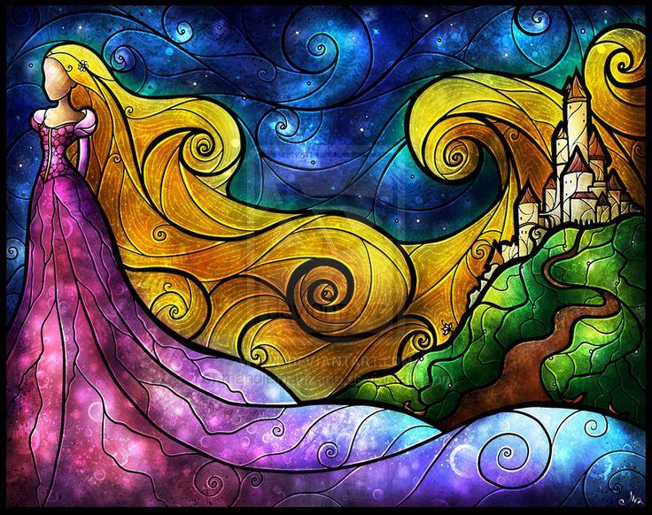 Starry Lights by mandiemanzano.deviantart.com on @deviantART