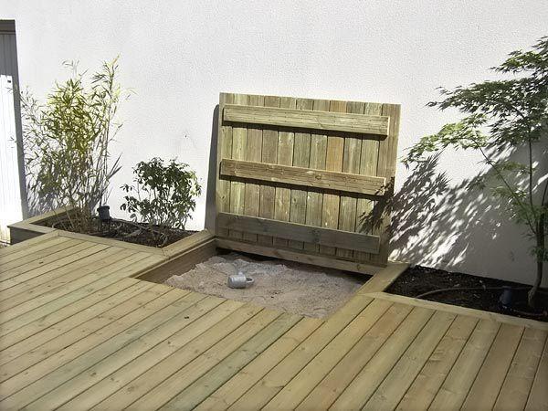 38 best Jeux d\u0027extérieur images on Pinterest Backyard ideas - Maisonnette En Bois Avec Bac A Sable