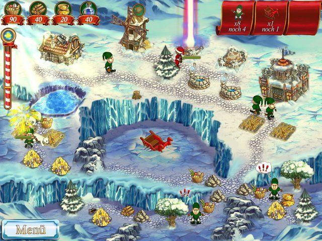 Weihnachtsmann Spiele